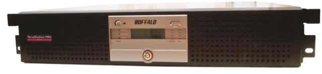 Reset Buffalo TeraStation PRO Model TS-RHTGL/R5 Password